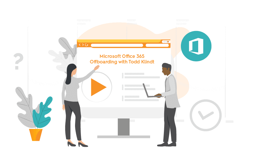 Webinar Office 365 Offboarding - featured image