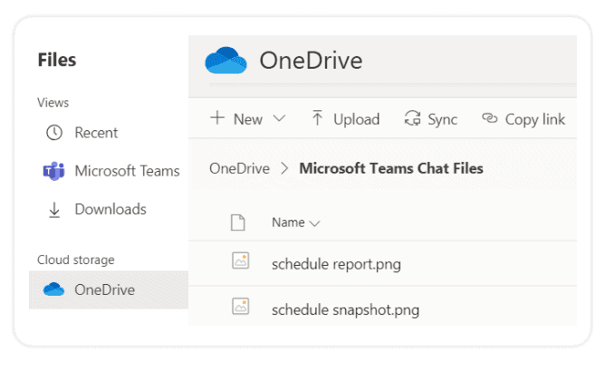 OneDrvie-files-in-Teams-chat
