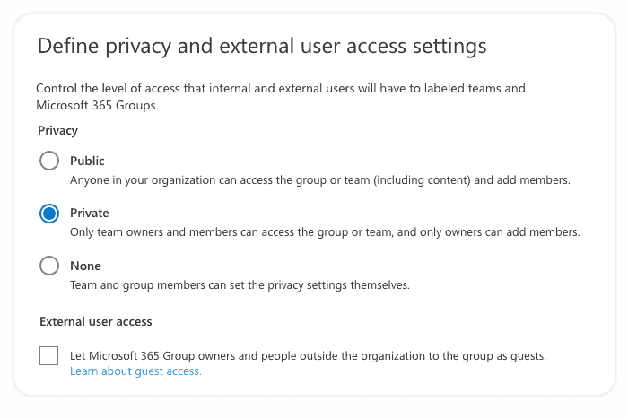 Office 365 data privacy