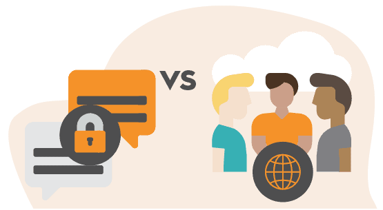 Public vs Private Teams - Which to Choose