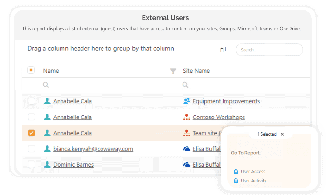 external-users-report