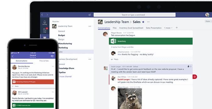 Getting Started Microsoft Teams