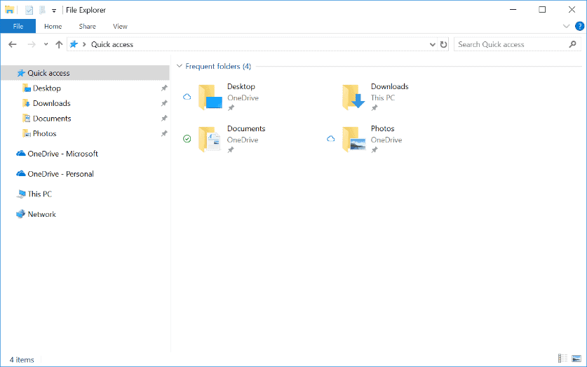 OneDrive for Business known folder move