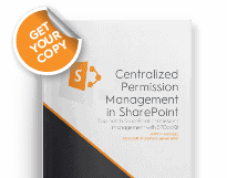 centralized sharepoint permissions management
