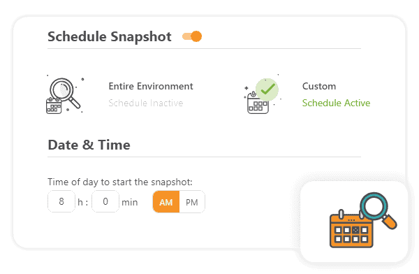 schedule-a-snapshot-of-Office365-environment