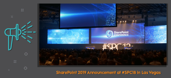 SharePoint 2019 announced