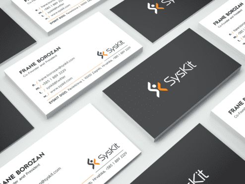 SysKit official business card